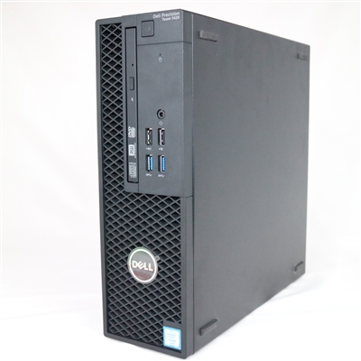【Windows10】PRECISION  T3420SFF/ 4C Xeon E3-1240V5/ 3.5GHz/ 8GB/ HDD 1TB