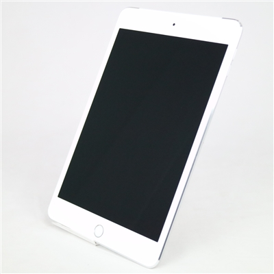 iPad mini 4 Wi-Fi + Cellular(au) (MK732J/A) / 64GB/ 7.9インチ/ シルバー