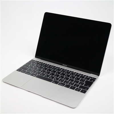 MacBook (Retina、12-inch、2017)/ 12インチ/ Core m3/ 1.2GHz/ 16GB/ SSD 256GB