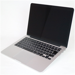 MacBook Pro (Retina、13-inch、Early2015)/ 13.3インチ/ i5/ 2.7GHz/ 8GB/ SSD 256GB