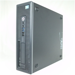 【Windows10】PRODESK 600 G1 SF/ Core i5-4590/ 3.3GHz/ 4GB/ HDD 500GB