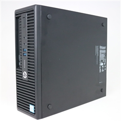 【Windows10】PRODESK 400 G3 SFC/ Core i3-6100/ 3.7GHz/ 4GB/ HDD 500GB