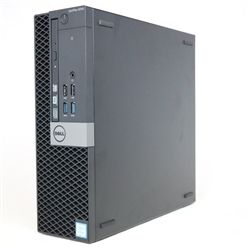 【メモリ増設】【Windows10】Optiplex 5050SFF/ Core i7-7700/ 3.6GHz/ 16GB/ HDD 1TB