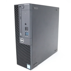 【Windows10】Optiplex 3050SFF/ Core i3-7100/ 3.9GHz/ 4GB/ HDD 500GB