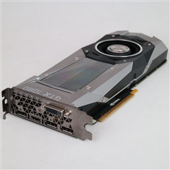 【グラフィックボード】ZOTAC/ GeForce GTX 1080 Founders Edition(ZT-P10800A-10P)