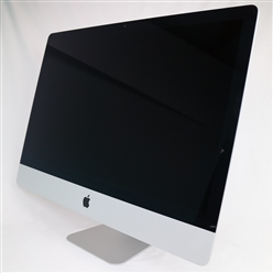 iMac  (MK482J/A) / 5K27インチ/ Core i7/ 4.0GHz/ 32GB/ HDD 3TB + SSD 128GB