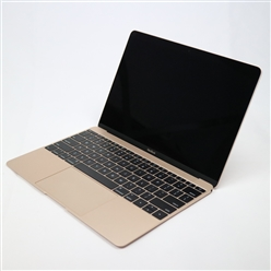 MacBook (Retina、12-inch、2017)/ 12インチ/ Core i5/ 1.3GHz/ 8GB/ SSD 512GB/ 英字キー